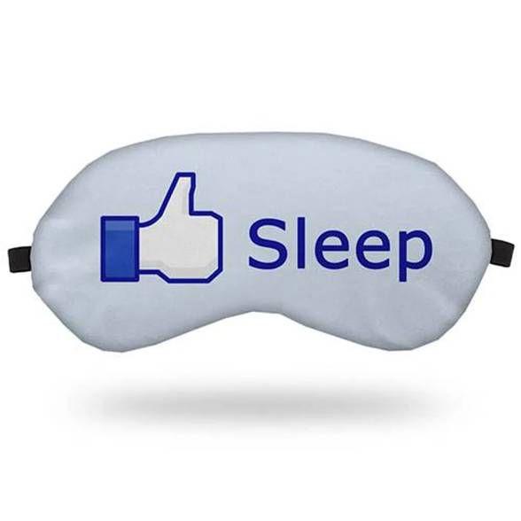 Máscara de Dormir Like Sleep