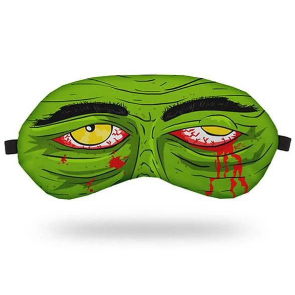 Máscara de Dormir Zombie