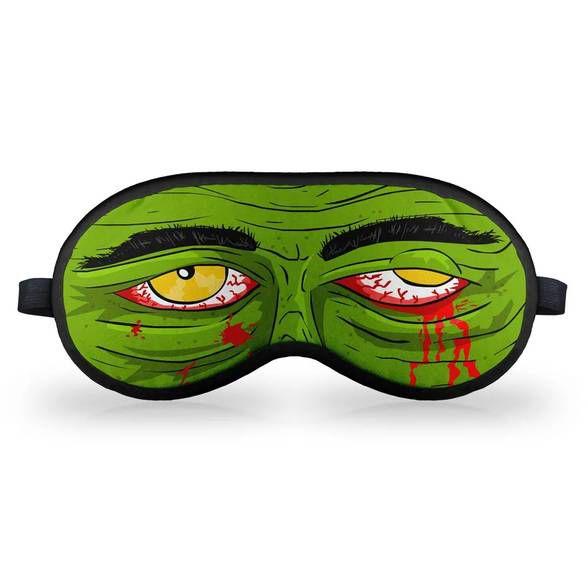 Máscara de Dormir Zombie Blood