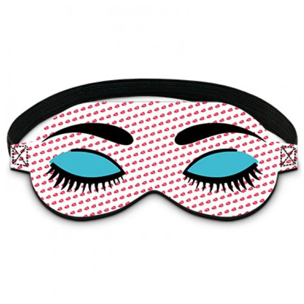 Máscara para dormir - Soneca da beleza