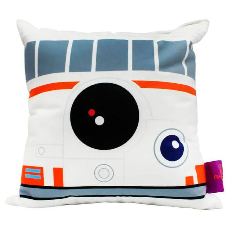 Mini Almofada Fibra BB8 Star Wars