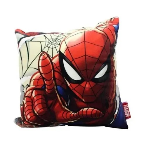 Mini Almofada Homem-Aranha