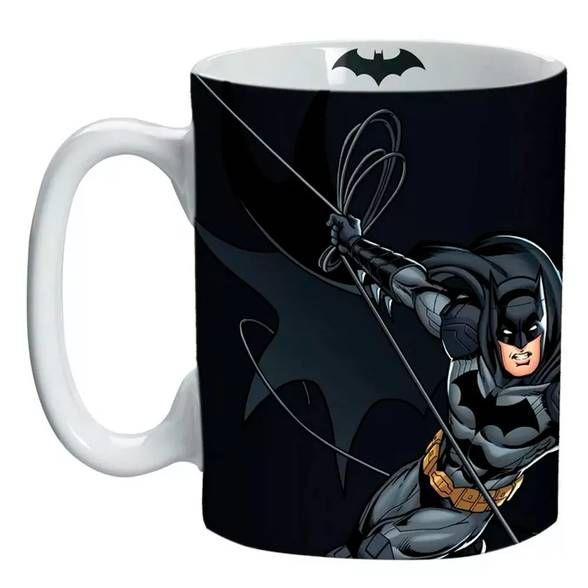 Mini Caneca Batman With String FD