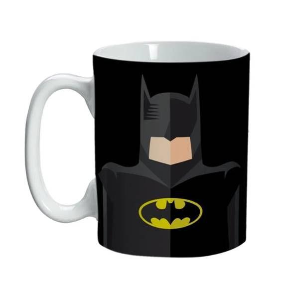 Mini Caneca Porcelana Batman