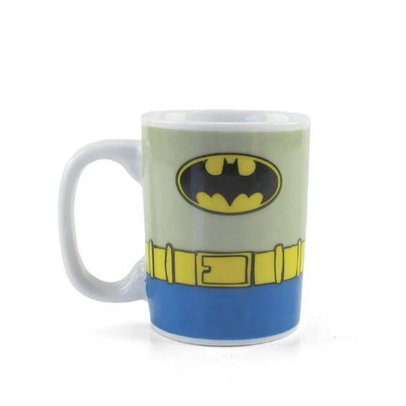 Mini Caneca Porcelana logo Batman