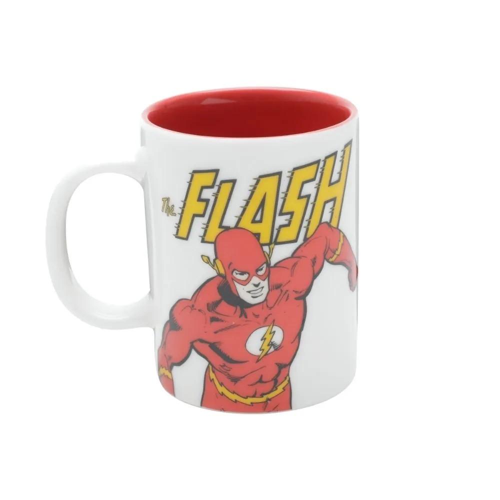 Mini caneca The Flash Porcelana