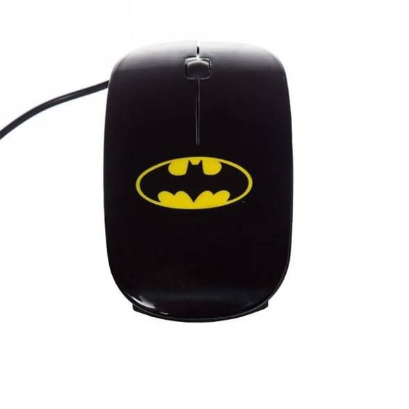 Mouse do Batman Preto