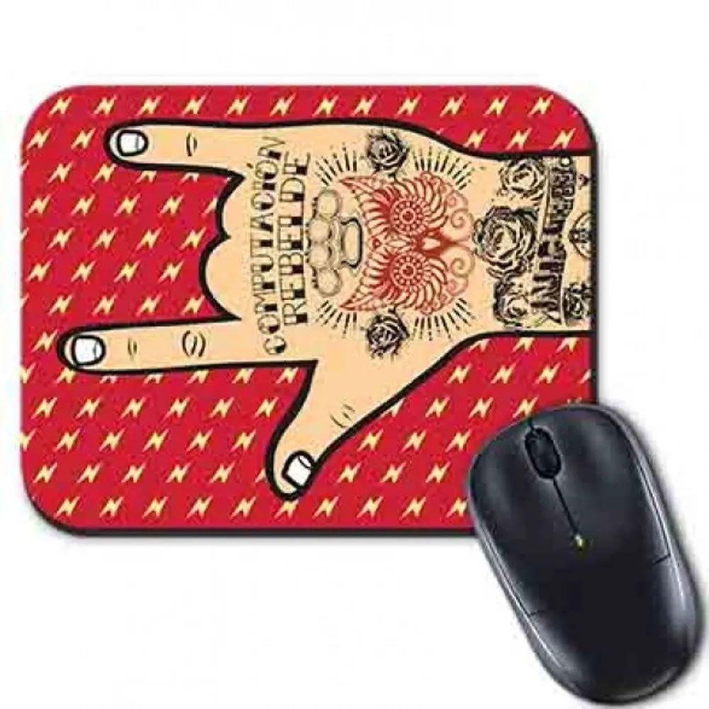 Mouse Pad Computación Rebelde