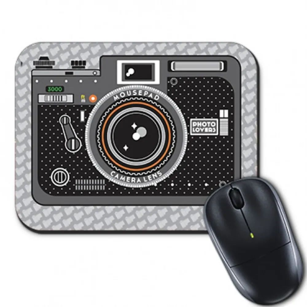 Mouse Pad Photo lovers