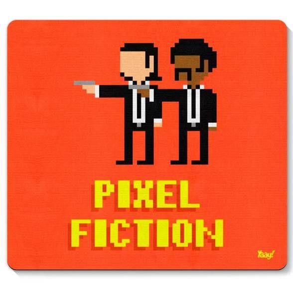 Mouse pad Pixel Fiction
