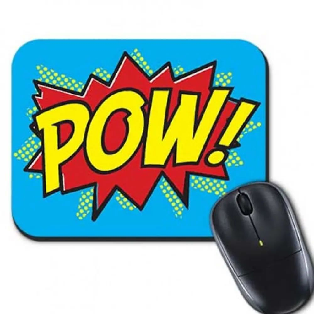 Mouse pad Pop Pow