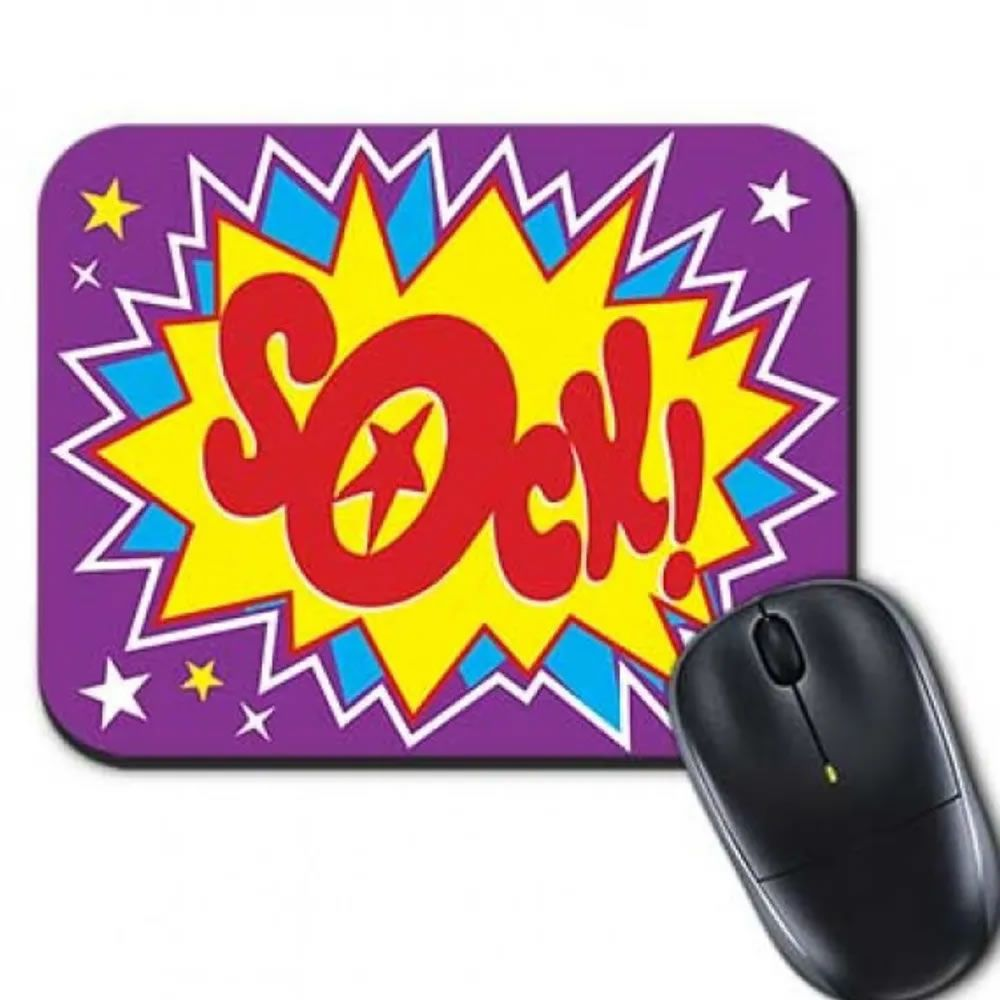 Mouse pad Pop Sock