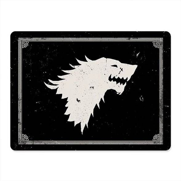Mousepad Gamer Casa Lobo