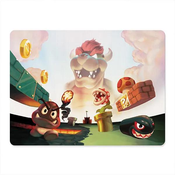 Mousepad Gamer Mundo Mário