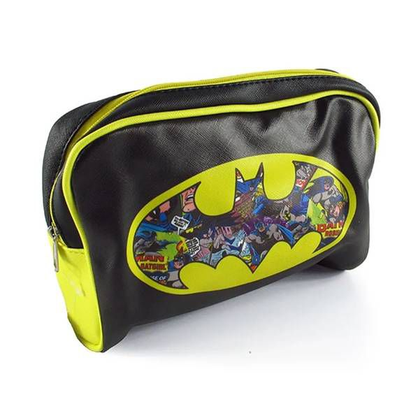 Necessaire logo do Batman