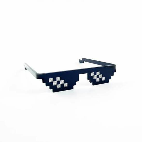 Óculos Deal With It - Grande