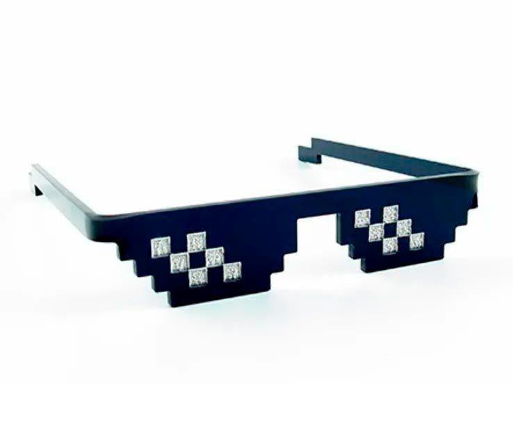 Óculos Deal With It - Padrão