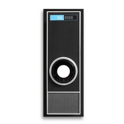 Olho Mágico HAL 9000