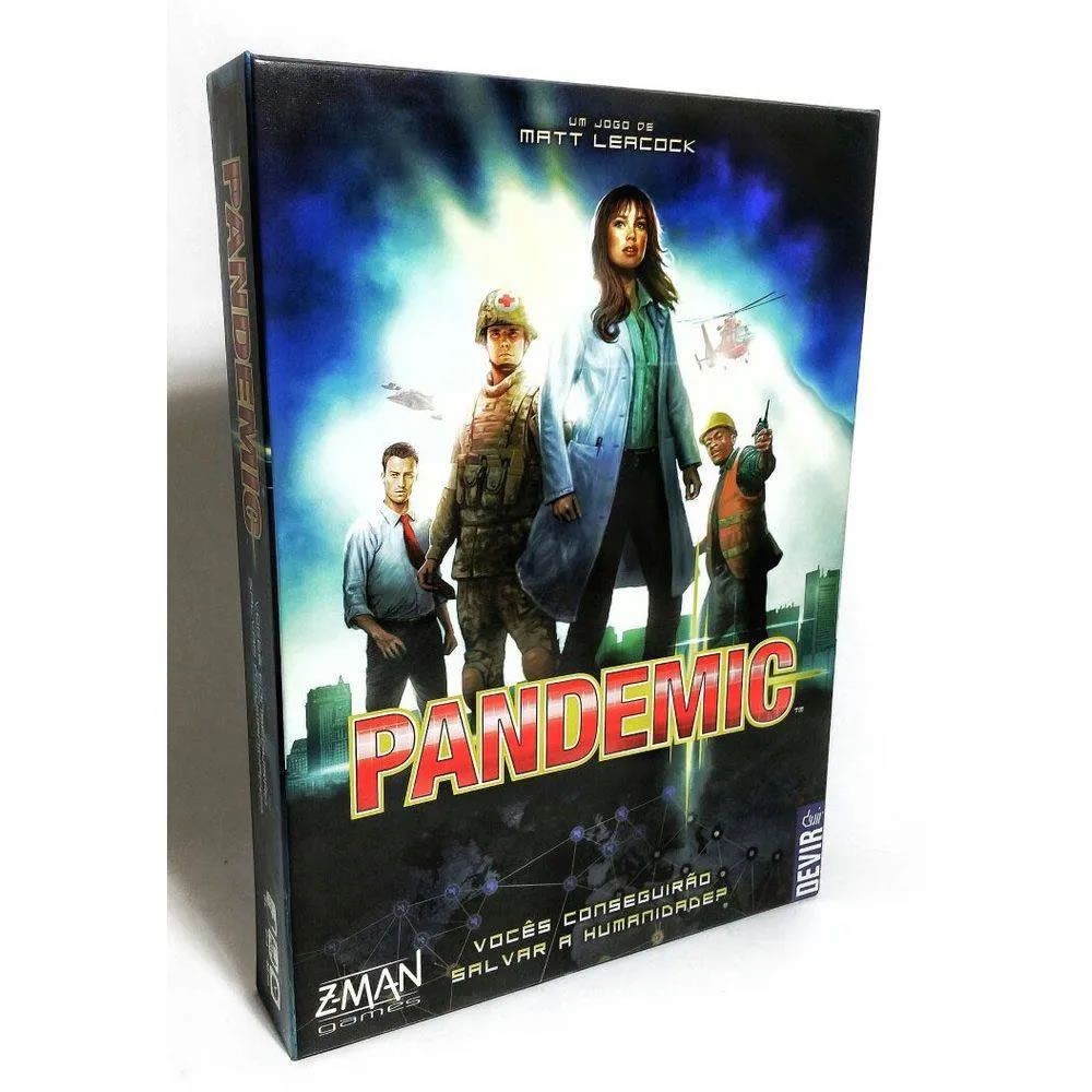 Pandemic 2a. Edição