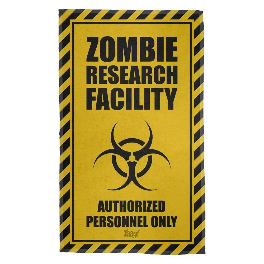 Pano de Prato Zombie Research Facility