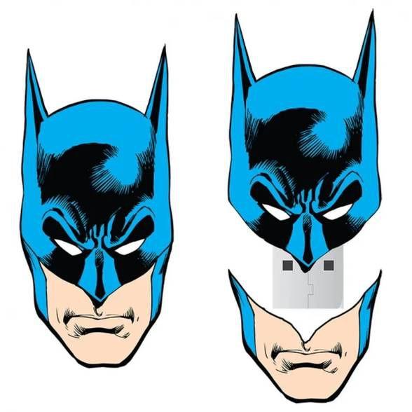 Pen Drive Batman Face