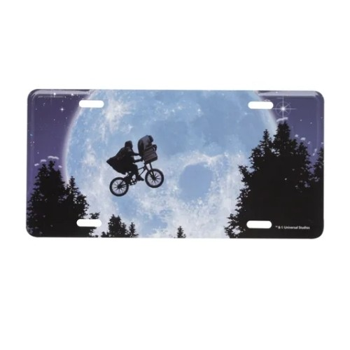 Placa de carro E.T. Bike