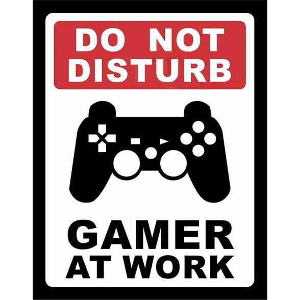 Placa Gamer At Work - Ps