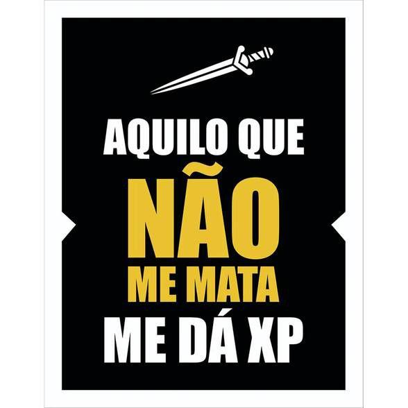 Placa Me dá XP