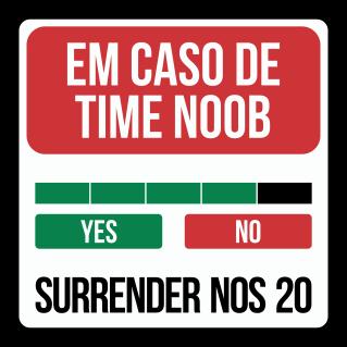 Placa Time Noob