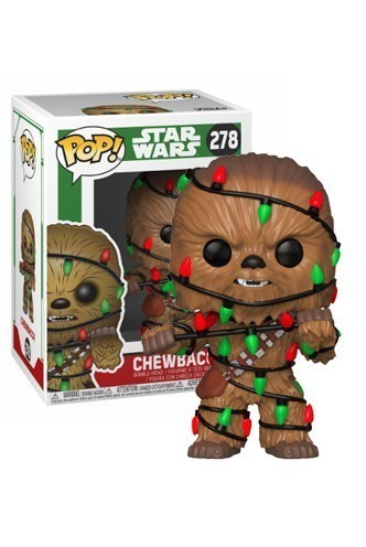 Funko Pop Chewbacca with