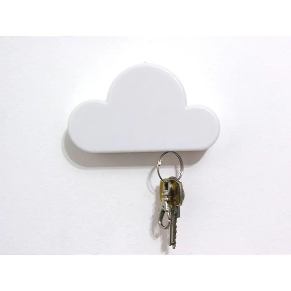 Porta Chaves Magnético - Nuvem