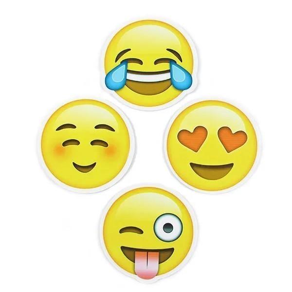 Porta Copos Emojis
