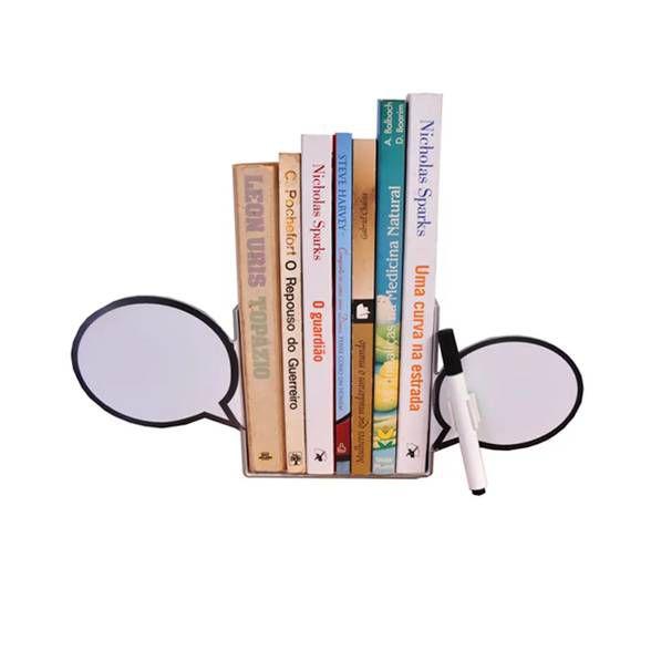 Porta Livros Chat