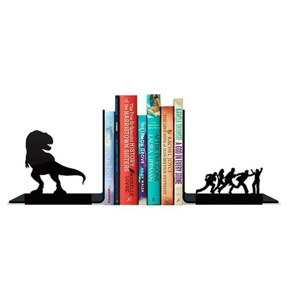 Porta Livros Dinossauro