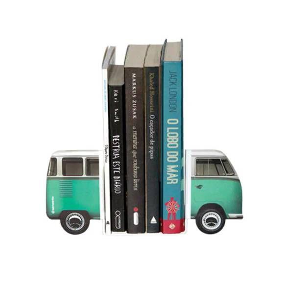 Porta Livros Kombi