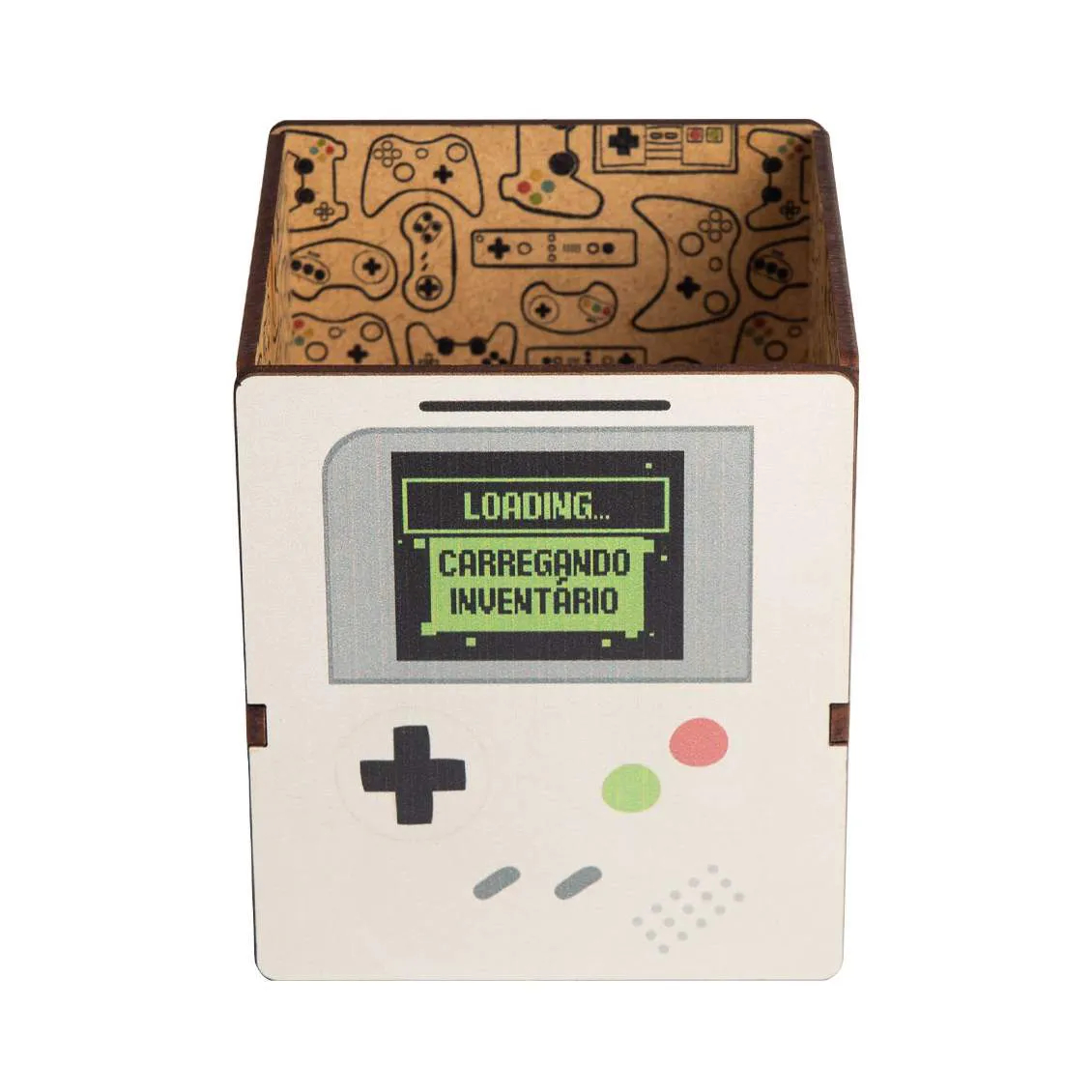 Porta Objetos Mesa - Game Geek