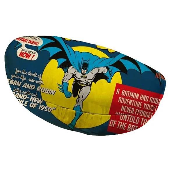 Porta Óculos Batman And The Moon Amarelo