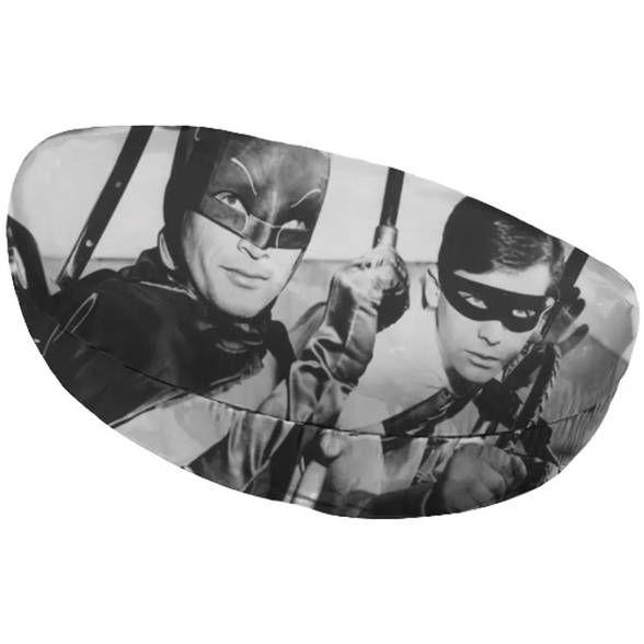 Porta Óculos Movie Batman and Robin P/B