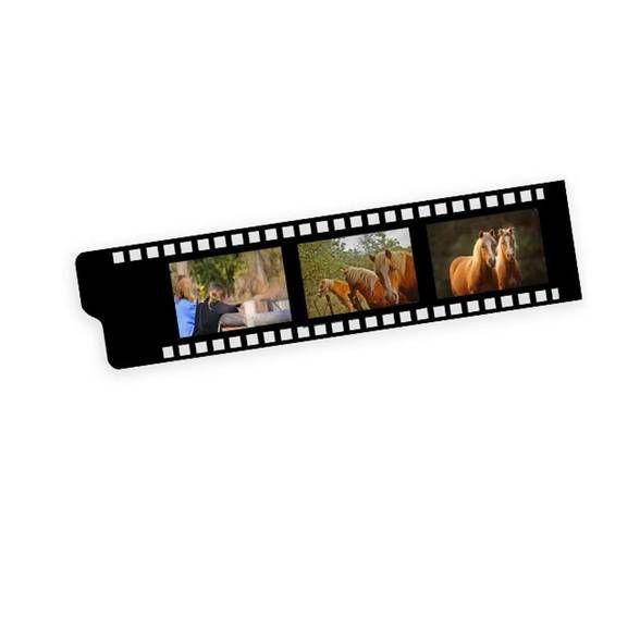 Porta Retrato Filme 3 em 1