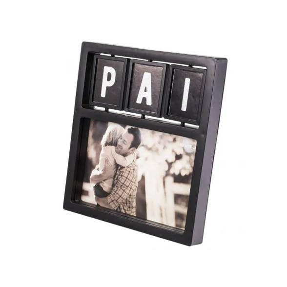 Porta Retrato Gira Gira - Te Amo Pai
