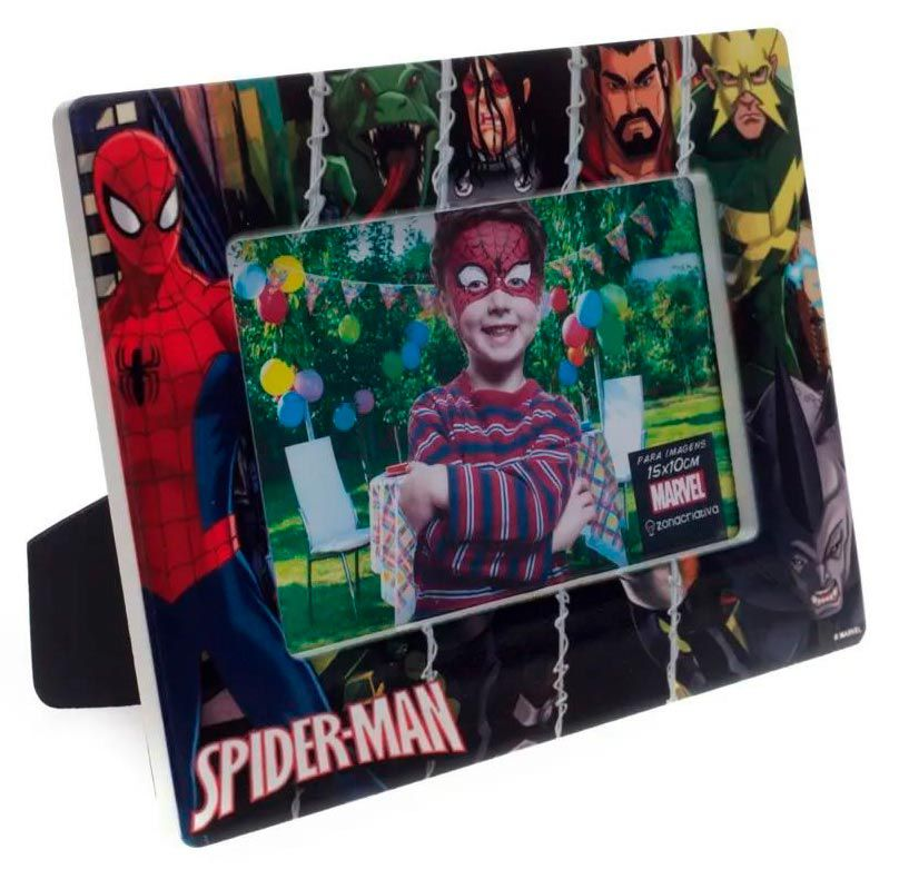 Porta Retrato Homem Aranha