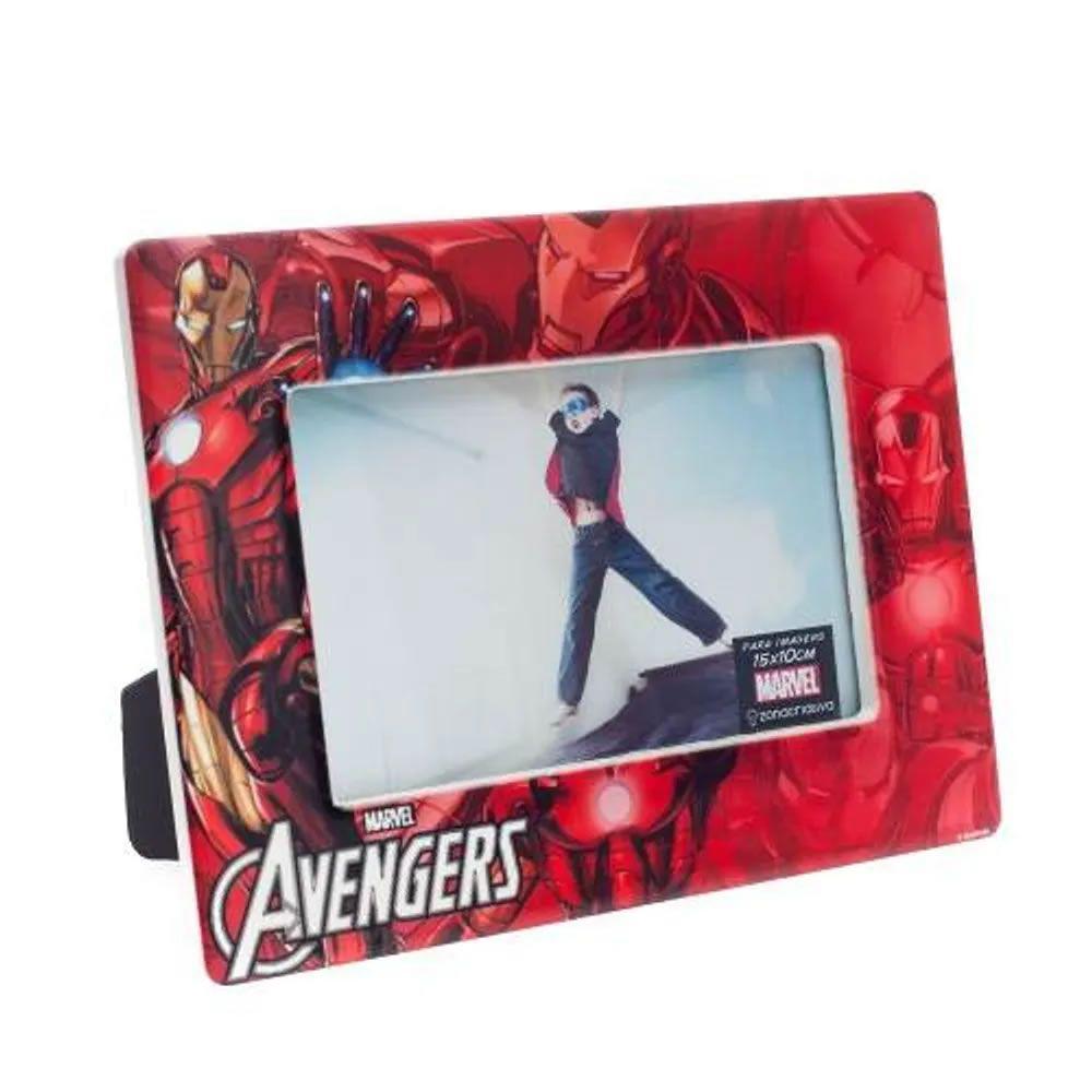 Porta Retrato Homem de Ferro