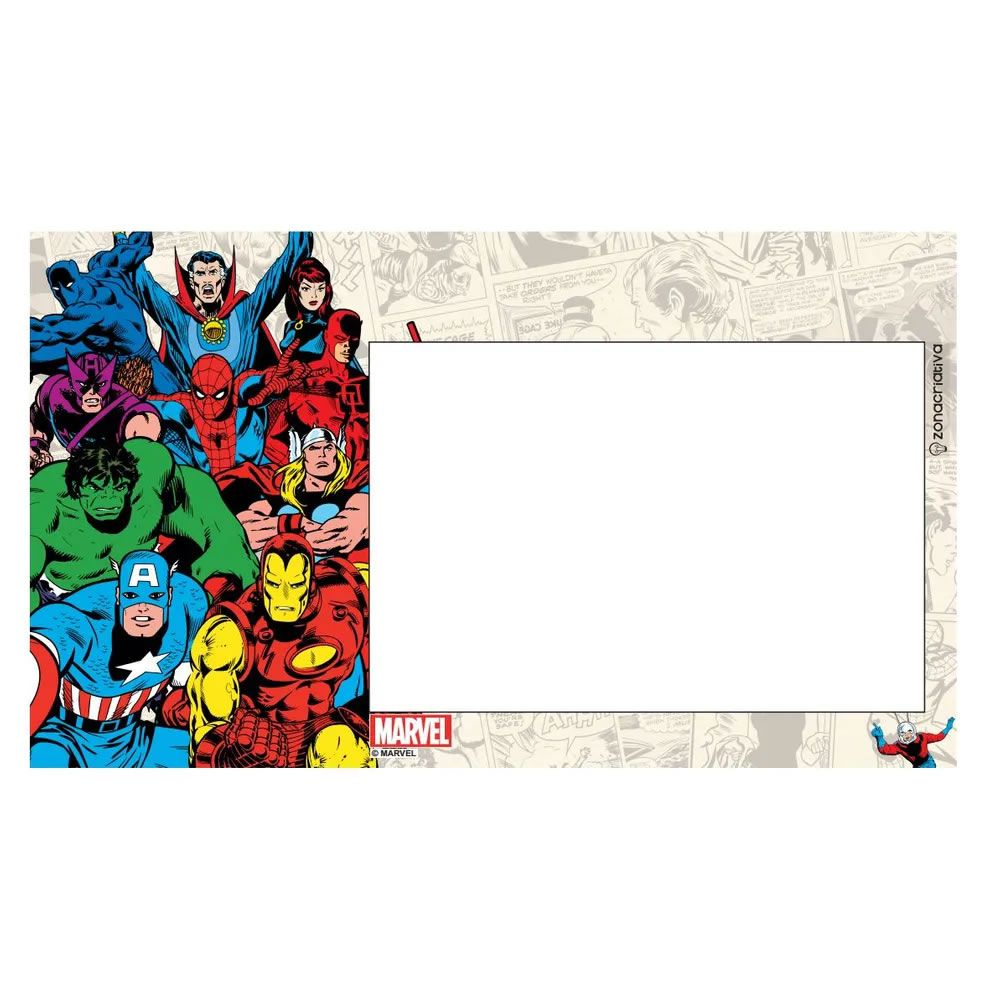 Porta Retrato Marvel Comics