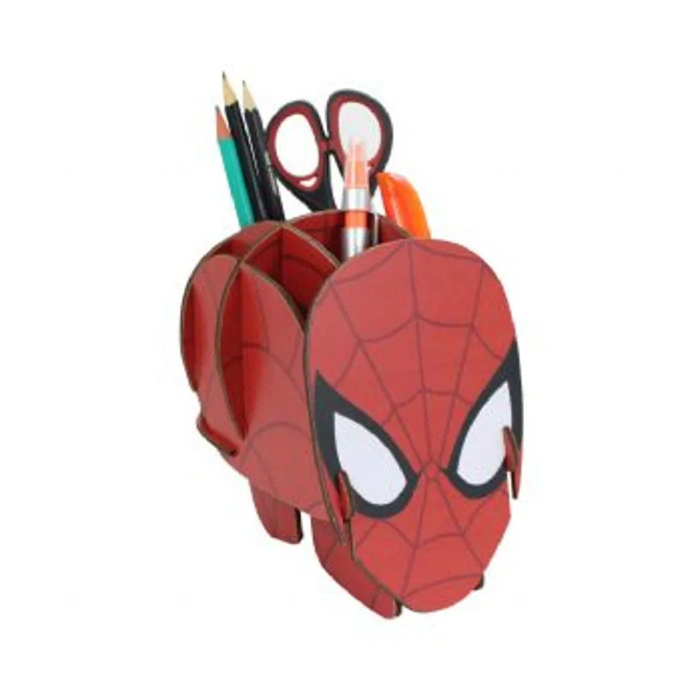 Porta Treco Homem Aranha Marvel