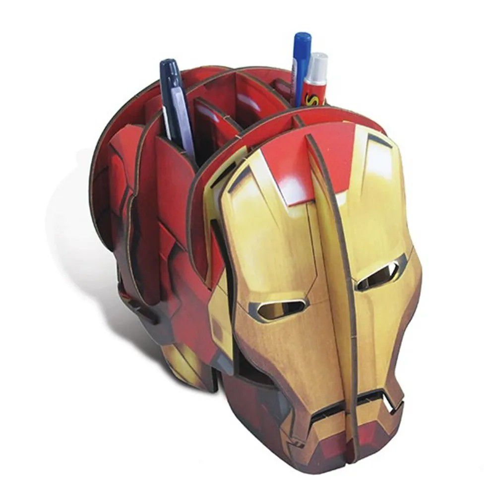 Porta Treco Homem de Ferro Marvel
