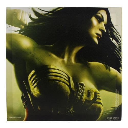 Quadro Mulher Maravilha - CANVA