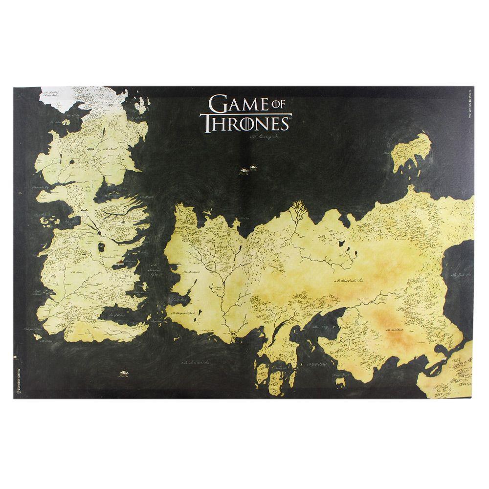 Quadro Game Of Thrones Westeros