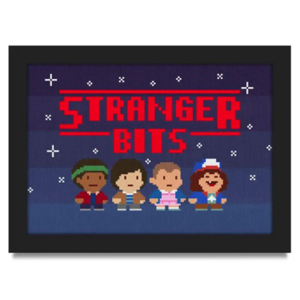 Quadro Stranger Bits