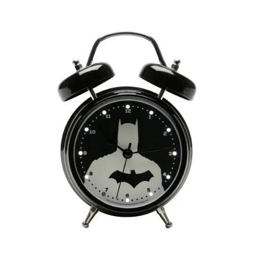 Relógio Batman despertador com LED