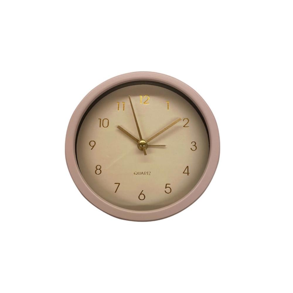 Relógio de Mesa rose gold